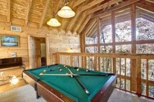 Great amenities in the Smokies
