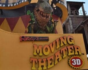 Ripley's Moving Theater in Gatlinburg